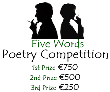 Five Words Poetry Competition